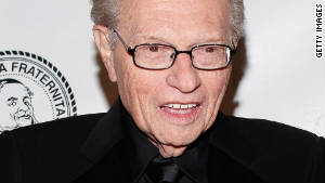 Larry King Fast Facts