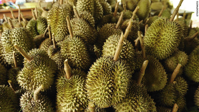 There is no other fruit on earth quite like the durian.