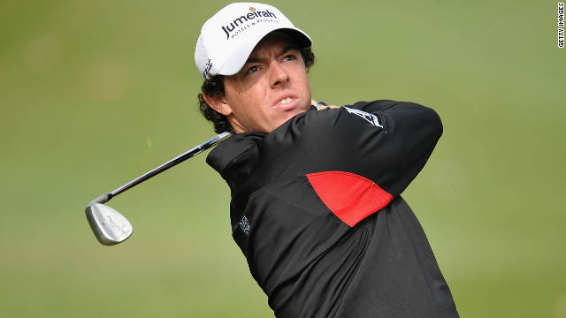 Northern Ireland's Rory McIlroy won the first major of his career at the 2011 U.S. Open.