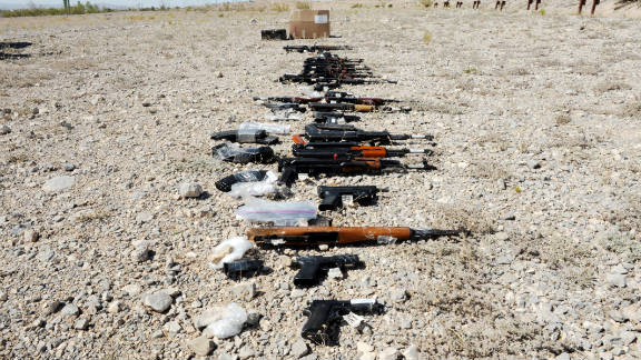 The ATF is alleged to have let guns be taken illegally into Mexico.