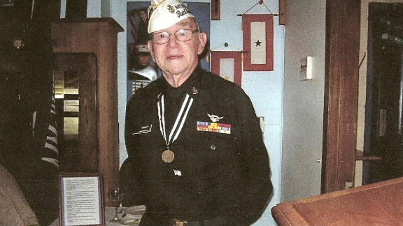 George Bennett was a radio-trained 17-year-old seaman first class on December 7, 1941.