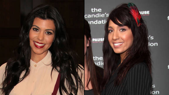"""""""Why would I have anything to do with teen mom?"""" Kourtney Kardashian Tweeted in response to Farrah Abraham's Tweet."""
