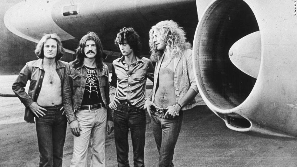 Led Zeppelin were long-time holdouts from Spotify, but their catalog was made available at the end of 2013.