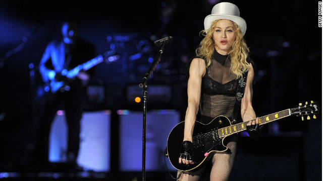 Madonna to headline Super Bowl halftime show