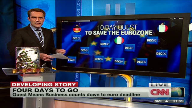 Countdown to save the euro