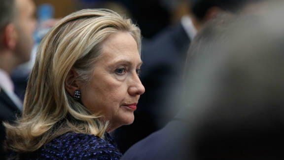 US Secretary of State Hillary Clinton is calling for a full investigation of Russia