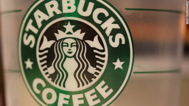 An unidentified LAPD officer said he found the item inside his drink last month  at a Starbucks inside a Target store.