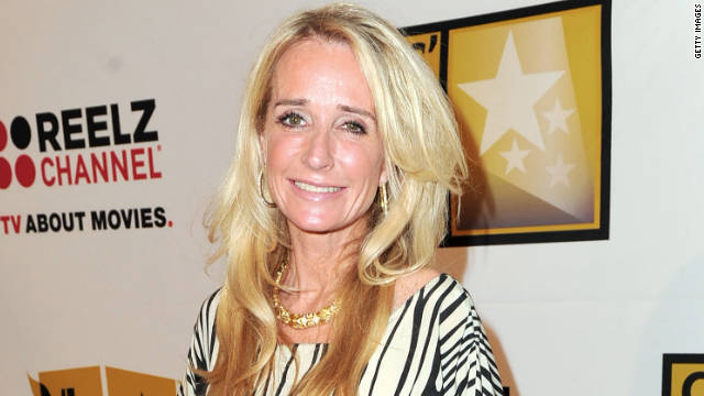 """Her family is relieved she's getting help,"" a source says about Kim Richards entering rehab."