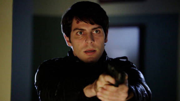"""""""I think what happens to a Grimm, over time, they get hardened and mean,"""" David Giuntoli says about his """"Grimm"""" character."""