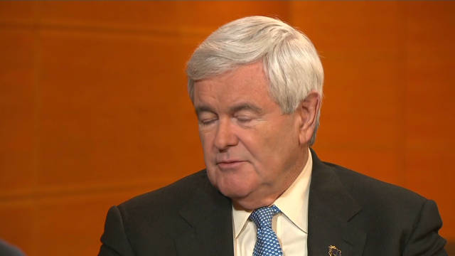 Gingrich defines health care stance