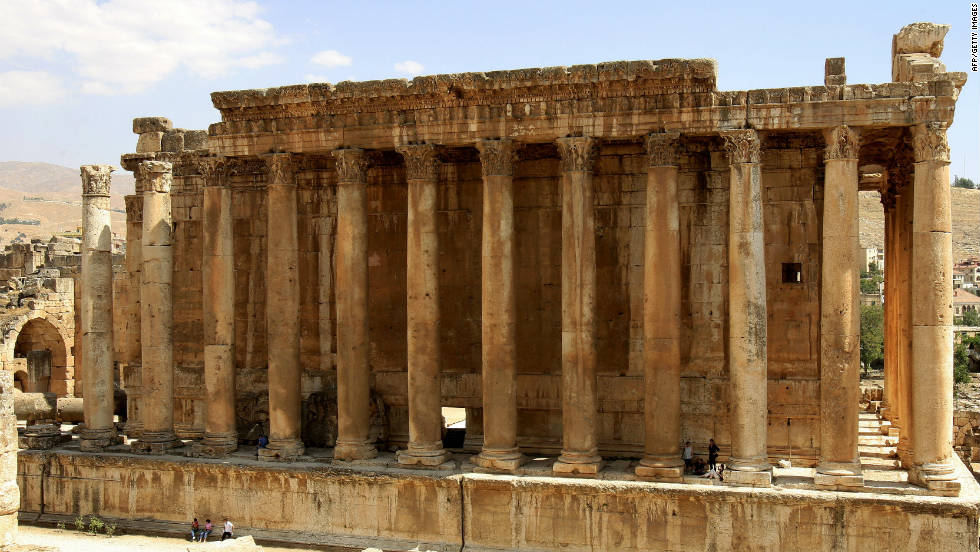 10 of the Middle East's greatest ancient wonders - CNN