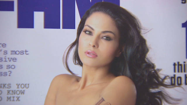 Pakistani Actress I Posed Topless, Not Nude For Fhm - Cnn-5942