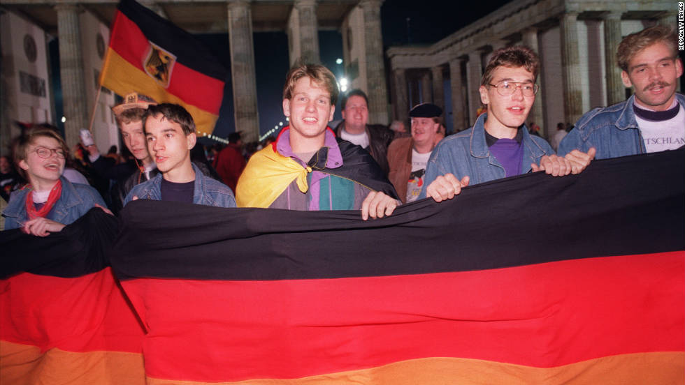 But the country found itself in financial difficulties following the reunification of East and West Germany in 1990, and was forced to reform its economy.