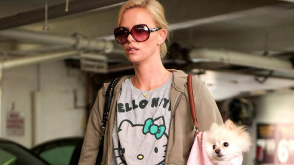 "Critic Tom Charity says that Charlize Theron was overlooked for her performance in ""Young Adult."""