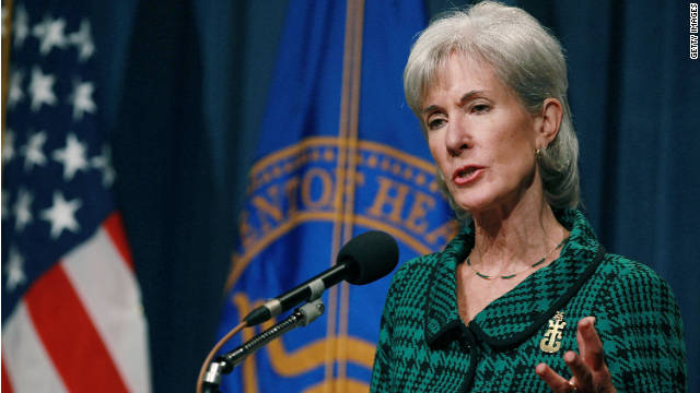 Secretary Kathleen Sebelius overruled an FDA decision that would have made Plan-B contraception available over-the-counter.