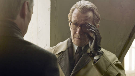 Review: 'Tinker Tailor Soldier Spy' the quintessential spy tale - CNN