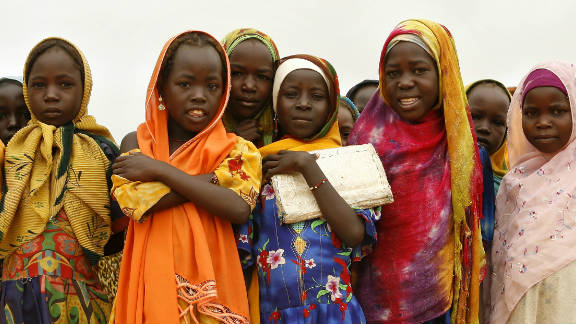 If you're interested in giving a donation in lieu of a gift, $26 to the United Nations' refugee agency can put a child through an entire year of primary school in Chad. The organization also offers other gifts that support its efforts to benefit refugees.