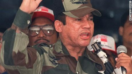 Manuel Noriega Fast Facts - CNN