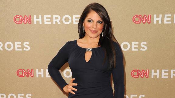 Actress Sara Ramirez.