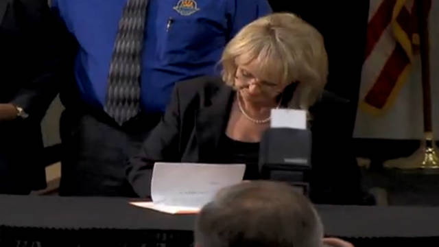 2010: AZ governor signs immigration bill