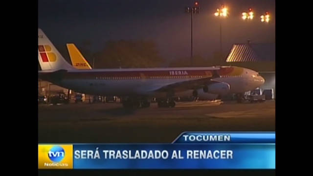 Manuel Noriega returns to Panama