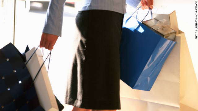 Shopping addicts are especially vulnerable during the holidays, when the pressure to buy is increased.