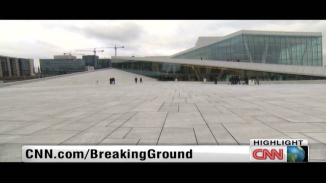 breaking ground oslo opera house_00005706
