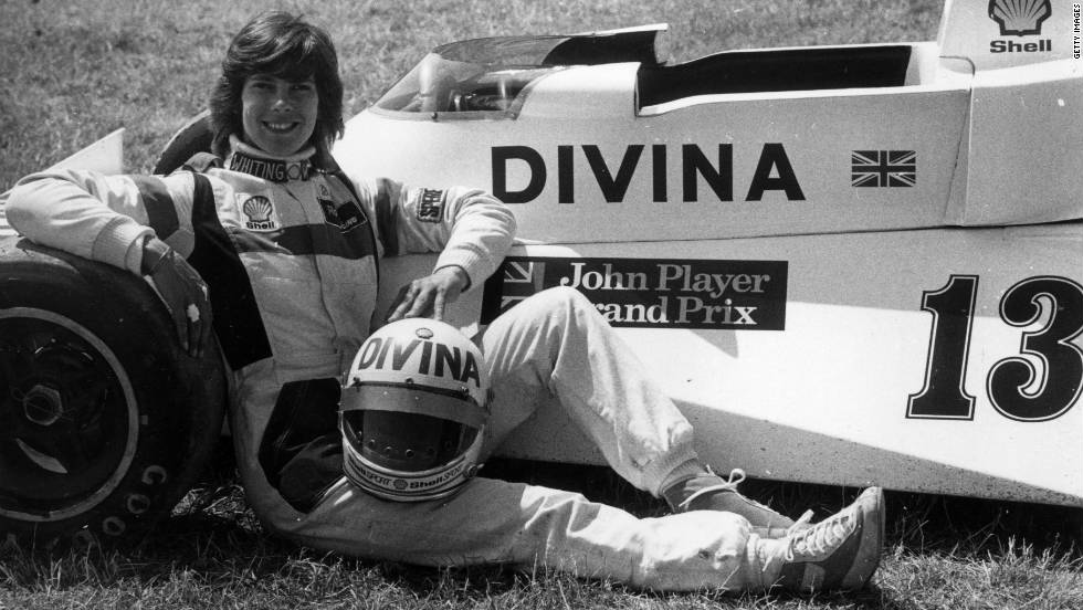 Divina Galica made her Formula One debut at the 1976 British Grand Prix. Despite entering three grands prix, the British driver did not qualify for a race.
