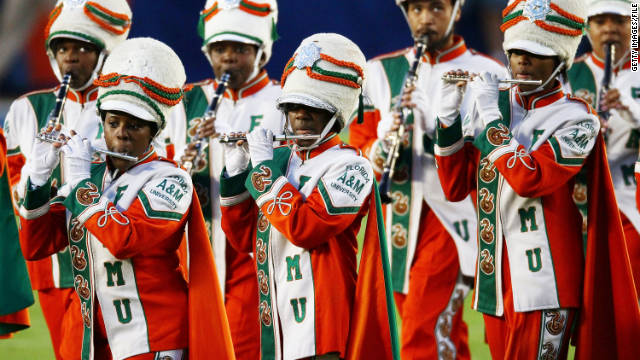 Florida A&M University's marching band had been plagued with accusations of hazing.