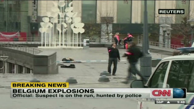 Belgium attack witness saw carnage