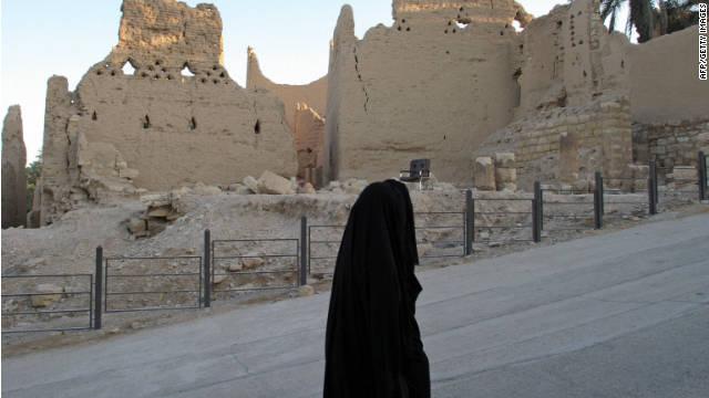 Saudi woman beheaded for 'sorcery'