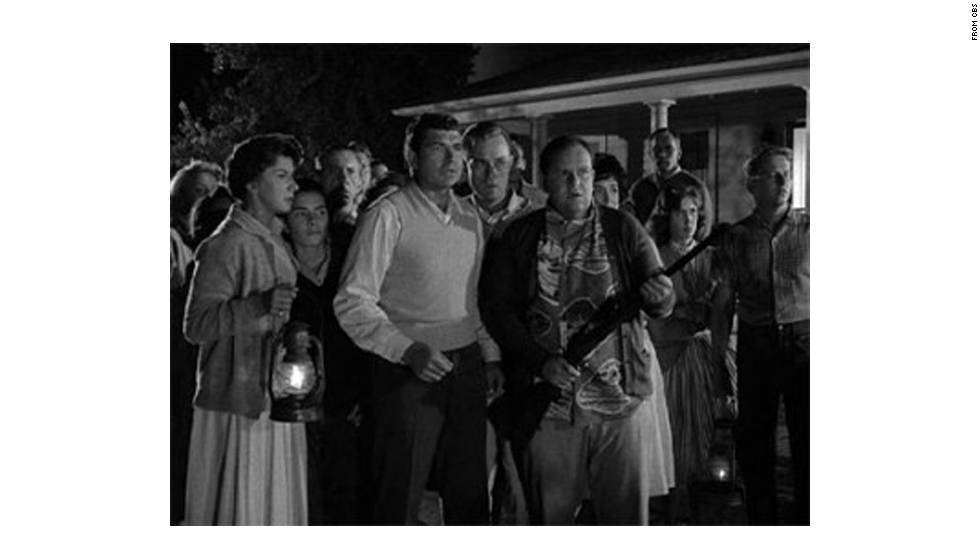 "One of the best ""Twilight Zone"" episodes is about residents of a seemingly idyllic neighborhood who turn against one another when strange things start happening."