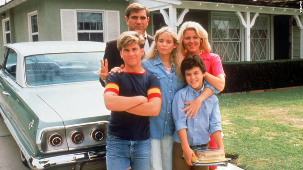 "This series, set in the late '60s and early '70s, starred Fred Savage as Kevin Arnold, a kid growing up in an unidentified suburban town. Dad was a defense contractor; Mom a housewife. ""It nailed the semi-utopian existence,"" says Syracuse pop culture professor Robert Thompson, noting that for every bit of nostalgia there was a jolt of reality, from a death in Vietnam to the behavior of Kevin's father."