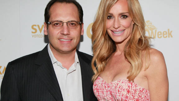"In August, fans of ""The Real Housewives of Beverly Hills"" were shocked to learn that the estranged husband of housewife Taylor Armstrong had committed suicide by hanging, at the age of 47. The tragedy struck in the midst of promotion for the reality show"