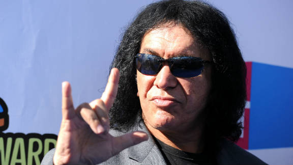 """""""We create jobs. This is anti-cool,"""" Gene Simmons said about his restaurant Rock & Brews."""