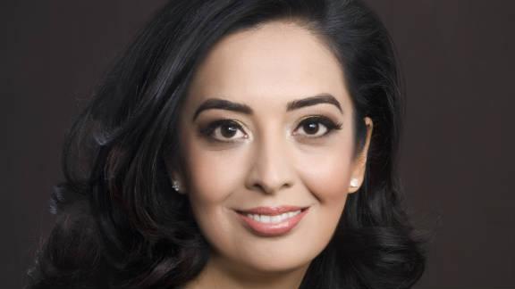 CNN producer Kiran Khalid.