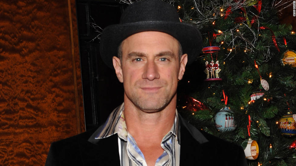 "Actor Christopher Meloni, who is currently starring in Syfy's ""Happy!"" is set to fete the CNN Heroes this year."