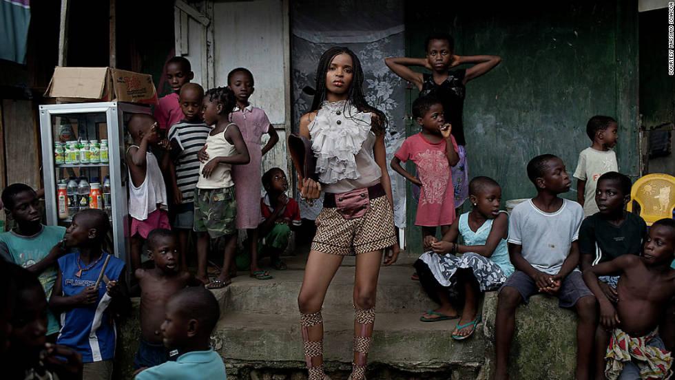 Creating Glamor In Nigerias Ghettos - Cnn-9985