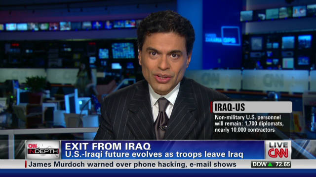 Fareed Zakaria on Iraq and Iran