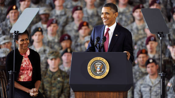 Despite the fact Barack Obama has been generally better received around the world than his predecessor, Meyer says some Iraqis don
