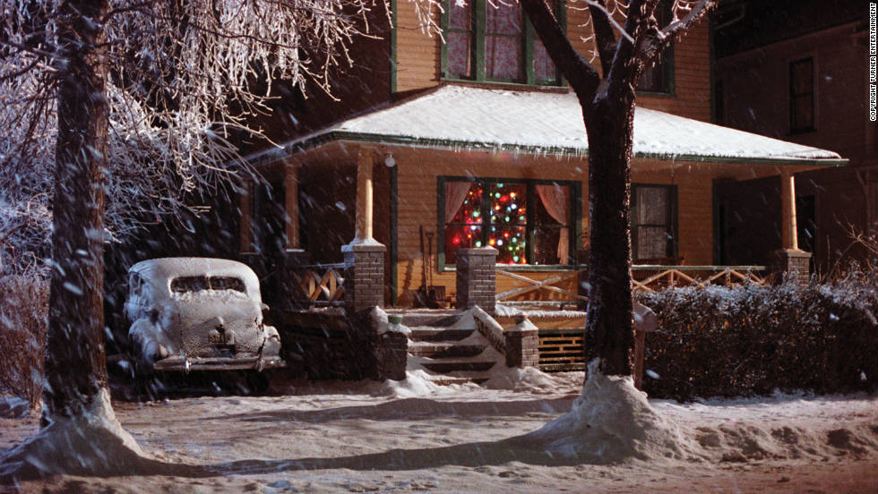 5 spots for christmas movie magic cnn travel - Where Was The Christmas Story Filmed