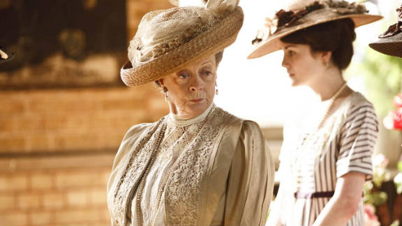 """Nicolaus Mills says """"Downton Abbey"""" is more than just another period drama about the British aristocracy."""