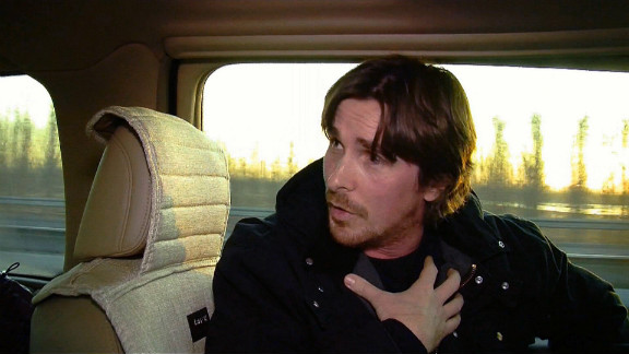 """Christian Bale gets into a scuffle with the Chinese government -- possibly costing the country an Oscar for """"Flowers of War."""""""