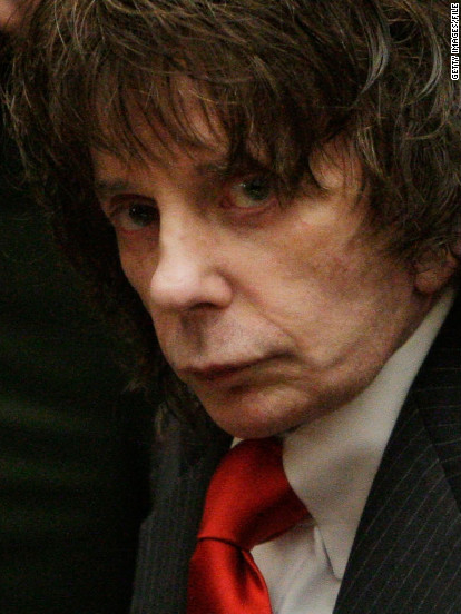 Music producer and murderer Phil Spector dies in prison