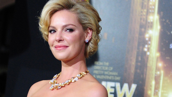 """Katherine Heigl spoke out in Vanity Fair's December 2007 issue about her role in """"Knocked Up,"""" saying that the film """"is sexist. It paints the women as shrews, as humorless and uptight."""" Heigl added that she did enjoy the movie, but after a media storm ensued, she clarified to People that it was """"the best filming experience of my career."""""""
