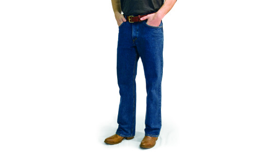 All American Clothing makes jeans, shirts and accessories for men and women ranging from $20 to $70. It uses denim from Plains Cotton Cooperative Association, a collective of nearly 10,000 American farmers.