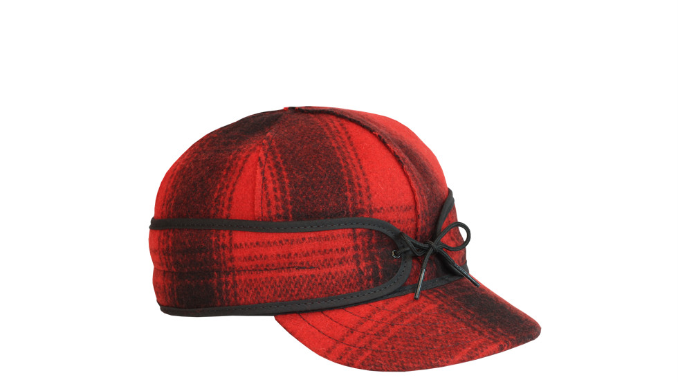 Over the past century, the classic Stormy Kromer trapper hat has established itself not only as a reliable winter hat, but a part of American folklore and pop culture. The fact that all the hats are still made in Ironwood, Michigan -- supporting the local labor force -- contributes to its status as a symbol of the American dream, Stormy Kromer CEO Bob Jacquart said.