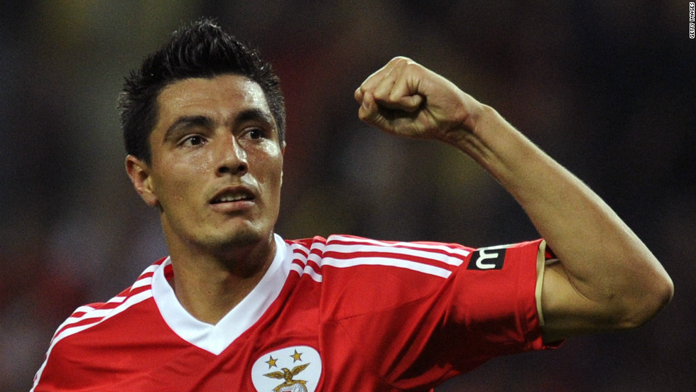 Benfica, spear-headed by Paraguay striker Oscar Cardozo, have been paired with Zenit St. Petersburg, playing in the knockout stages for the first time.
