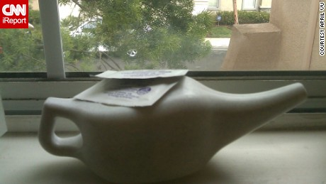 Study: Neti pots really do help chronic sinusitis