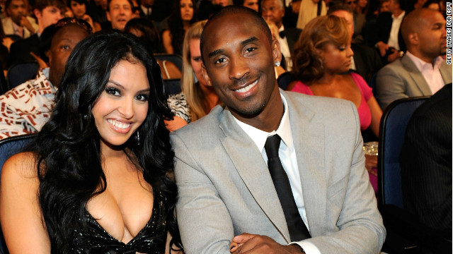 Kobe bryant having sex with his wife his wife